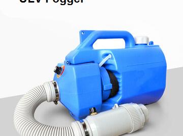 ULV Fogging Machine, Chemicals & Training.
